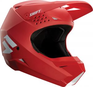 2018 Shift WHIT3 Label Helmet Red