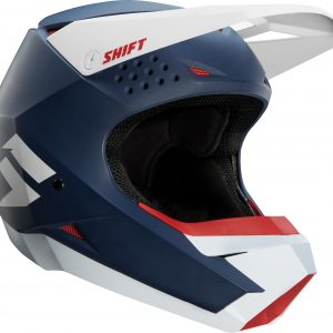 2018 Shift WHIT3 Label Helmet Navy