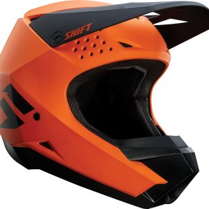 2018 Shift WHIT3 Label Helmet Orange