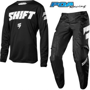 2018 Shift YOUTH WHITE3 Ninety Seven Kit Combo Black