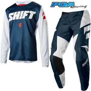 2018 Shift WHIT3 Ninety Seven Kit Combo Navy