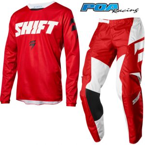 2018 Shift WHIT3 Ninety Seven Kit Combo Red