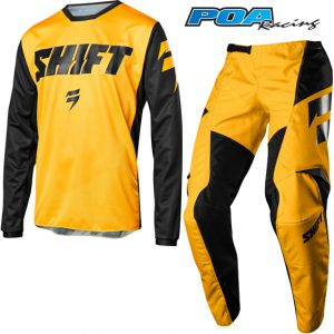 2018 Shift WHIT3 Ninety Seven Kit Combo Yellow