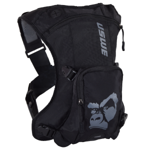 USWE Ranger 3 Hydration Pack with 2L Elite Bladder Black