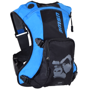 USWE Ranger 3 Hydration Pack with 2L Elite Bladder Black/Blue