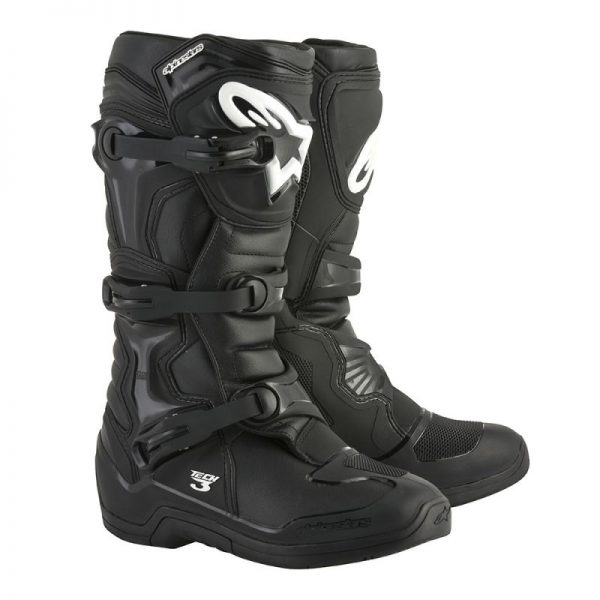 Alpinestars tech 3 boots black - 2013018 10 d1 tech 3 boot 12