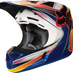 2018 Fox V3 Kustm Helmet Multi