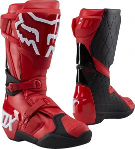 2018 Fox 180 Boot Red