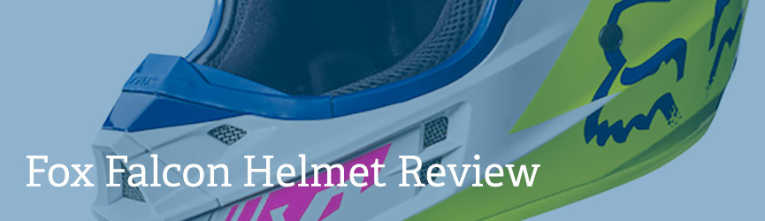 Fox Falcon Motocross Helmet Review
