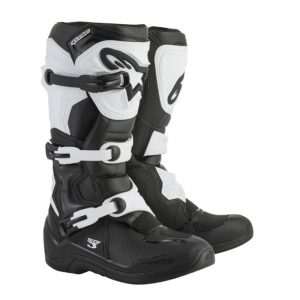 2019 Alpinestars Tech 3 Boots Black/White
