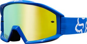 2018 Fox Main Race Goggle Blue