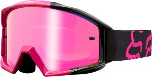 2018 Fox Main Mastar Goggle Black