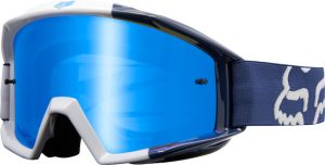 2018 Fox Main Mastar Goggle Navy