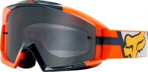 2018 Fox Main Sayak Goggle Orange
