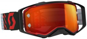 2018 Scott Prospect Goggle Red/Black – Orange Chrome