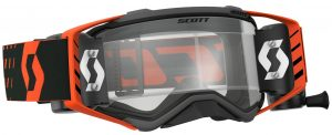 2018 Scott Prospect WFS Goggle Black/Orange