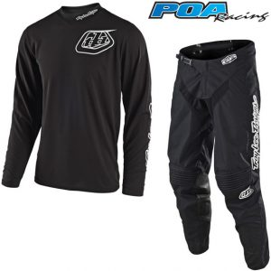 2018 Troy Lee GP Mono Kit Combo Black