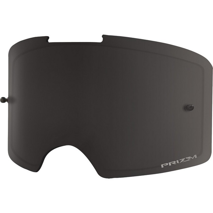 Oakley front line genuine replacement lens dark grey - o102516009