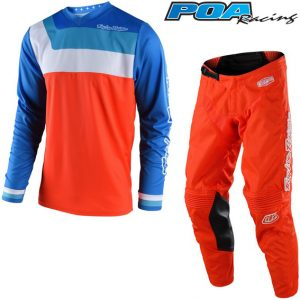 2018 Troy Lee GP Prisma Kit Combo Orange