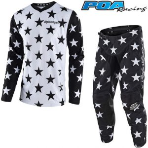 2018 Troy Lee GP Star Kit Combo White/Black