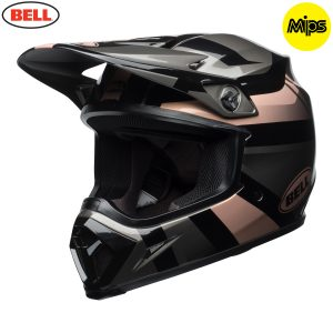 2018 Bell MX-9 Mips Helmet Marauder Copper/Black