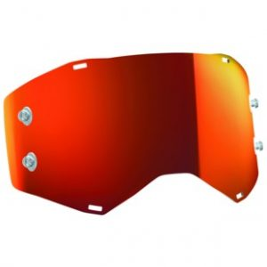 Scott Prospect Genuine Replacement Lens Orange Chrome