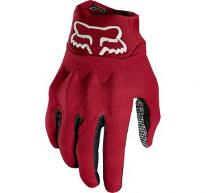 2018 Fox Bomber LT Glove Dark Red