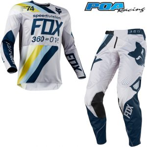 2018 Fox 360 Draftr Kit Combo LT Grey