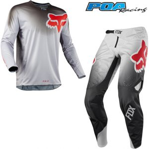 2018 Fox 360 Viza Kit Combo Grey