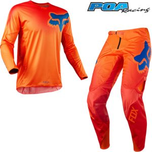 2018 Fox 360 Viza Kit Combo Orange