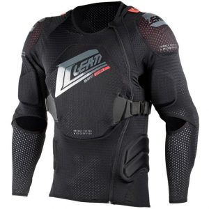 2018 Leatt 3DF Airfit Body Protector Black