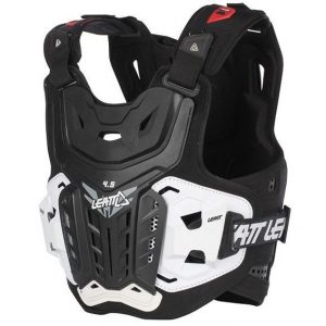 2018 Leatt 4.5 Chest Protector Black