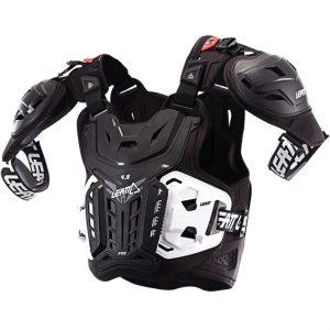 2018 Leatt 4.5 Pro Chest Protector Black