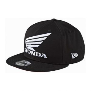 Troy Lee Designs Honda Snapback Hat Black