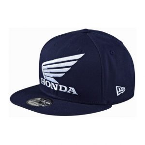 Troy Lee Designs Honda Snapback Hat Navy