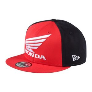 Troy Lee Designs Honda Snapback Hat Red