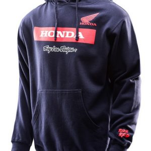Troy Lee Designs Honda Wing Block Hoody Navy