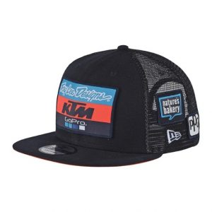 2018 Troy Lee KTM Team Snapback Hat Navy