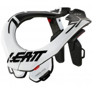 2018 Leatt GPX 3.5 Neck Brace White