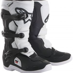 2018 Alpinestars Tech 3s YOUTH Boot Black/White