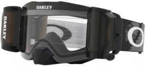 Oakley Front Line MX Race Ready Roll Off Goggle Matte Black