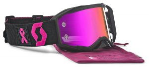 Scott Prospect Goggle Breast Cancer Awareness LE – Pink Gold Chrome Lens
