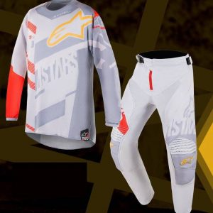 2018 Alpinestars YOUTH Racer Screamer Kit Combo Limited Edition Gator