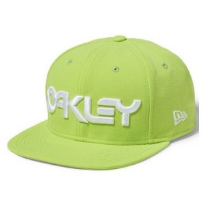 Oakley Mark II Novelty Snap Back Lazer Yellow