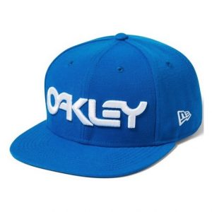 Oakley Mark II Novelty Snap Back Ozone Blue
