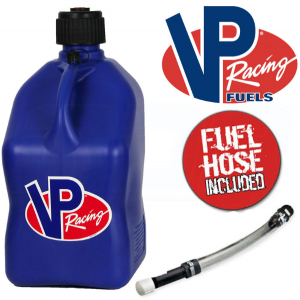 VP Racing 20L Quick Fuel Jug Square Blue