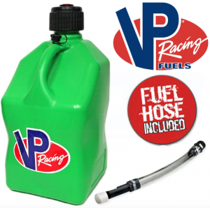 VP Racing 20L Quick Fuel Jug Square Green