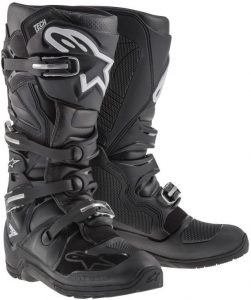 2018 Alpinestars Tech 7 Enduro Boot Black