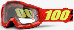 100% Accuri Enduro Goggle Saarinen – Clear Lens
