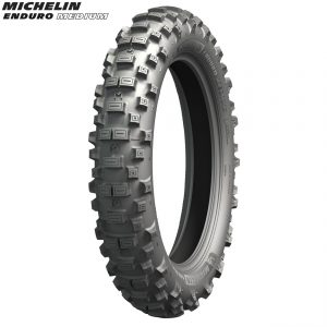 Michelin Rear Tyre Enduro Medium (FIM Enduro App) Size 120/90×18″